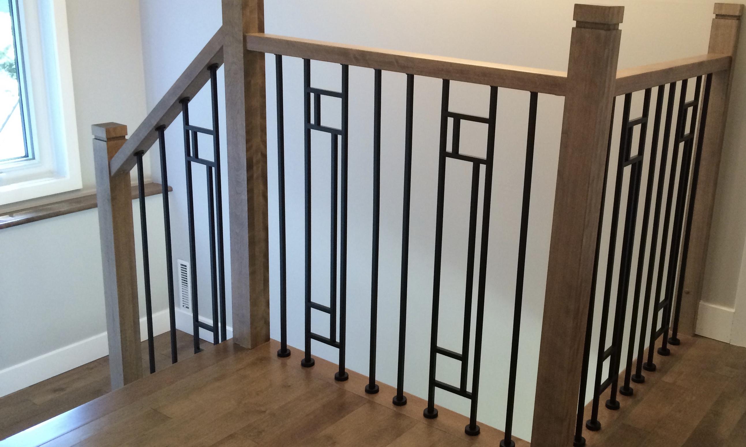 Vente barreaux, rampe et escalier